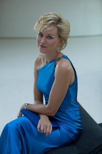Naomi Watts as Princess Diana in
