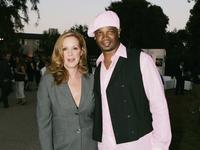 Damon Wayans and Elizabeth Perkins at the Showtimes 30th Anniversary and Summer 2006 TCA party.