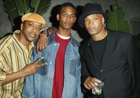 Damon Wayans, Miguel A. Nunez Jr. and Damon Wayans Jr. at the wrap party for ABCs