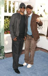 Damon Wayans and Damon at the IFCs Independent Spirit Awards After Party.