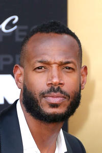 """Marlon Wayans at the Los Angeles premiere of """"Respect""""."""