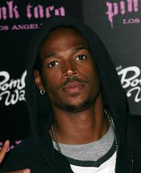 Marlon Wayans at the launch of the Pink Taco.
