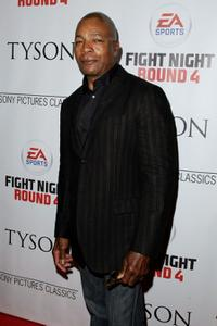 Carl Weathers at the premiere of
