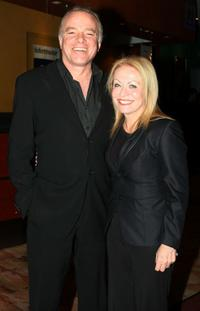 Jacki Weaver and Guest at the opening night of