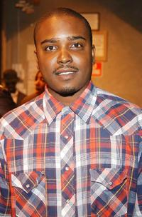 Jason Weaver at the Outkast celebrates10 million albums sold party.