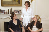Tina Fey, Sigourney Weaver and Amy Poehler in