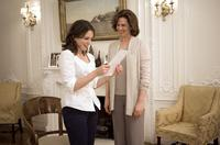 Tina Fey as Kate Holbrook and Sigourney Weaver as Chaffee Bicknell in