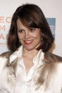Sigourney Weaver at the 5th Annual Tribeca Film Festival premiere of