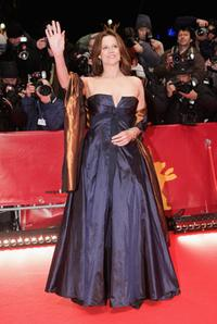 Sigourney Weaver at the 56th Berlin International Film Festival opening of