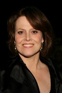 Sigourney Weaver at the Los Angeles premiere of