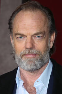 Hugo Weaving at the premiere of 'Mortal Engines' in Westwood, California.