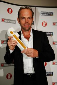Hugo Weaving at the Inside Film Awards (IF).