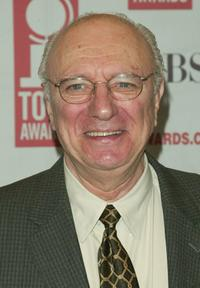 Philip Bosco at the 2005 Tony Awards.