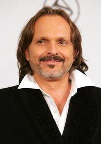 Miguel Bose at the 7th annual Latin Grammy Awards.