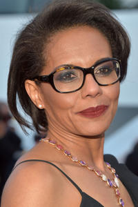 Audrey Pulvar at the