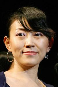 Li Wei at the 20th Tokyo International Film Festival.