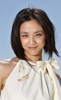 Tang Wei at the portrait session of