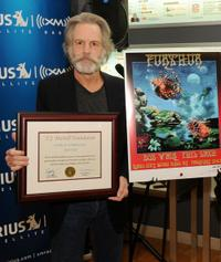 Bob Weir at the Sirius XM Studio in New York.