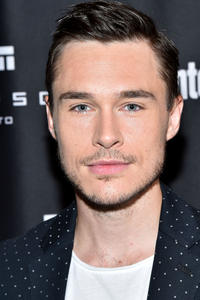 Sam Underwood at Entertainment Weekly's Toronto Must List party.