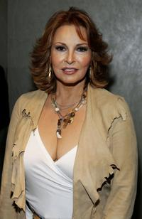Raquel Welch at the California premiere of