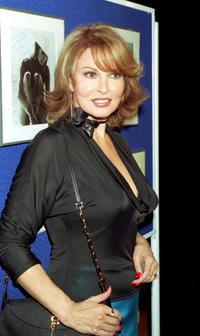 Raquel Welch at the Second Annual International Film Festival.