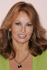 Raquel Welch at the Associates for Breast and Prostate Cancer's Mothers Day Luncheon.