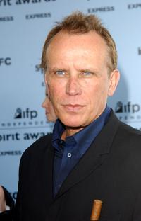 Peter Weller at the 2003 IFP Independent Spirit Awards.