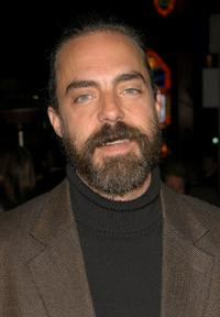 Titus Welliver at the premiere of