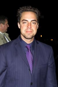 Titus Welliver at the New York premiere of