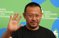 Jiang Wen at the photocall of