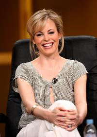 Chandra West at the 2008 Summer Television Critics Association Press Tour.