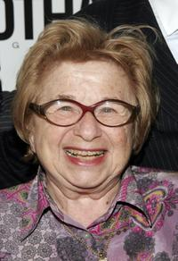 Dr. Ruth Westheimer at the 6th Annual Gotham Magazine Gala.