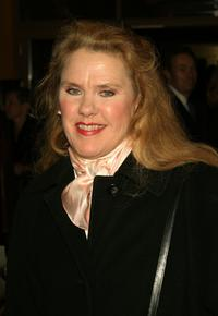 Celia Weston at the opening night of
