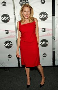 Patricia Wettig at the ABC Upfront Presentation.