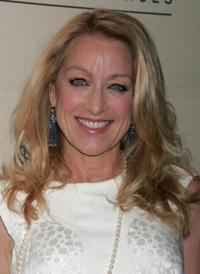 Patricia Wettig at the conversation with