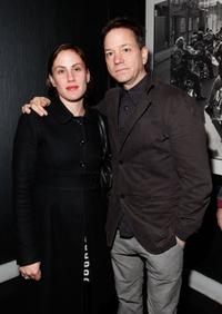 Heather Whaley and Frank Whaley at the after party of the New York premiere of