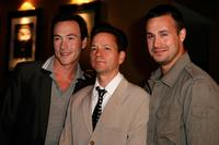 Chris Klein, Frank Whaley and Freddie Prinze Jr. at the world premiere screening of