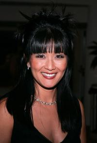 Suzanne Whang at the 5th Annual 'Lupus LA Gala, An Evening Of Love Life And Laughter.