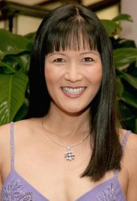 Suzanne Whang at the 3rd Annual Hollywood Bag Lady Lupus Luncheon.