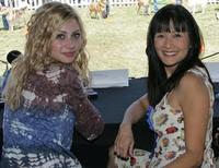 Alyson Michalka and Suzanne Whang at the New Leash On Life's 5th Annual Nuts for Mutts dog show.