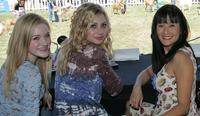 Amanda Michalka, Alyson Michalka and Suzanne Whang at the New Leash On Life's 5th Annual Nuts for Mutts dog show.