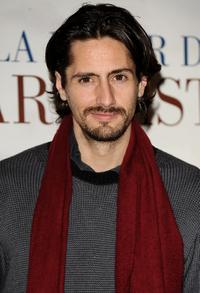 Juan Diego Botto at the photocall of