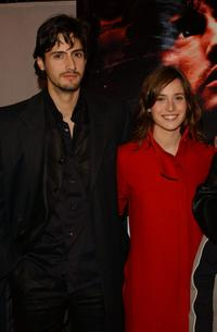 Juan Diego Botto and Marta Etura at the premiere of