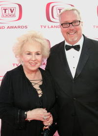 Betty White and Larry Jones at the 6th Annual TV Land Awards.
