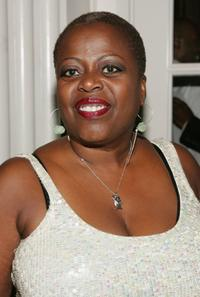 Lillias White at the after party of the opening night of