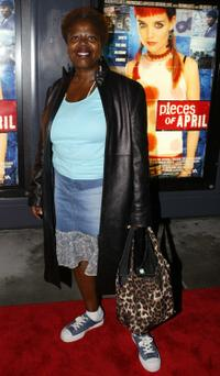 Lillias White at the premiere of