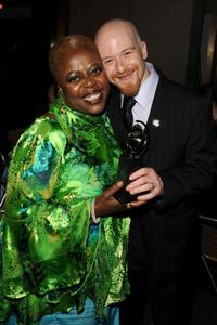 Lillias White and Guest at the 64th Annual Tony Awards.
