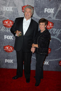 Ron White and Barbara Oliver at the 2012 American Country Awards.