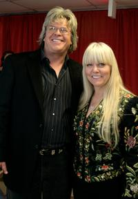 Ron White and his wife at the 2007 CMT Music Awards.