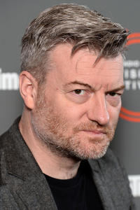 Charlie Brooker at the